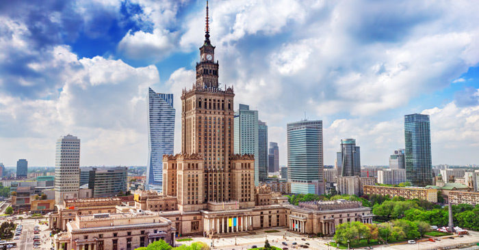 Warsaw Limo Service - Warsaw Sightseeing